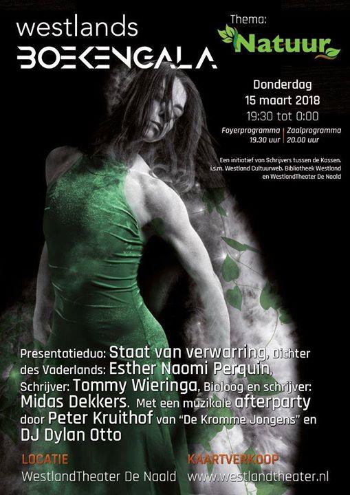 Westlands Boekengala 2018