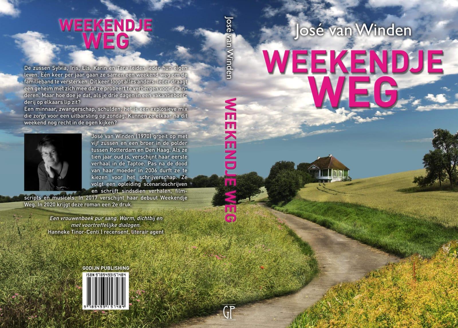 Tweede druk 'Weekendje Weg'